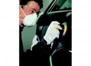 Nous fournissons le matériel, l'abrasif mais aussi les masques et combinaisons