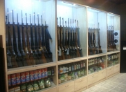 Carabines longue portée : STEYR MANNLICHER, CESKA...